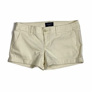 AMERICAN EAGLE Shorts 4 STRETCH LOW RISE CHINO